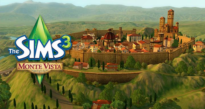 Výsledek obrázku pro monte vista the sims 3