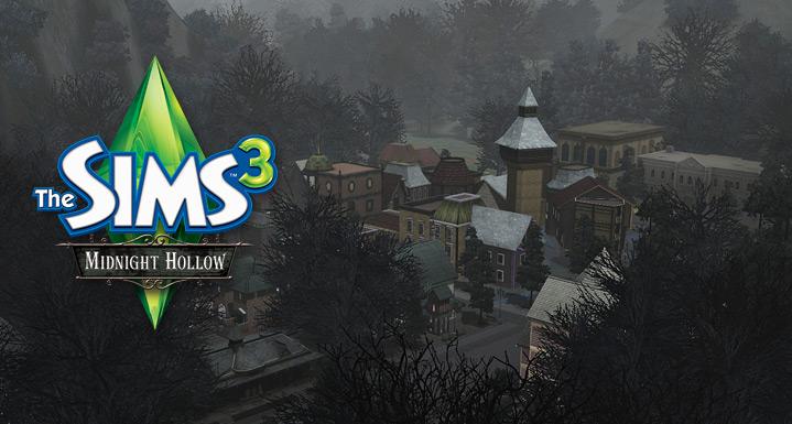 Výsledek obrázku pro midnight hollow the sims 3